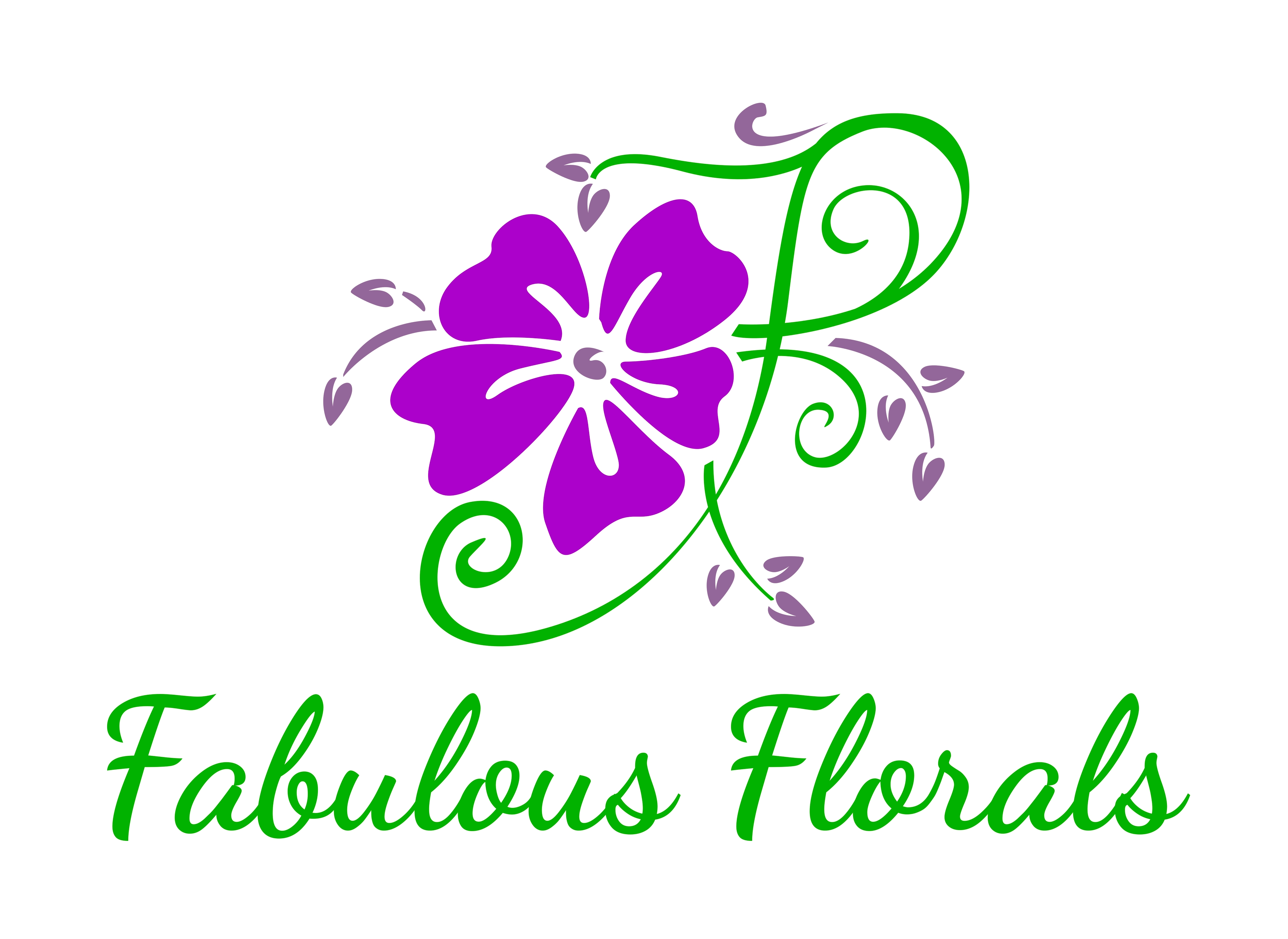 Fabulous Florasl logo